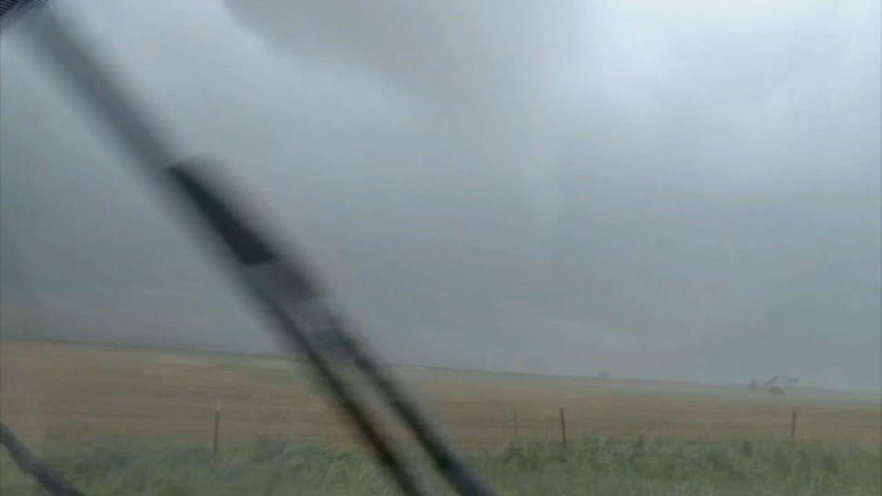 KWTV Marlow Tornado.wmv