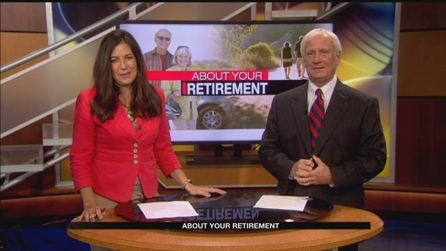 About Your Retirement: Aging Out Of The Workplace