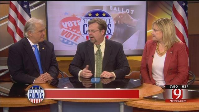 Your Vote Counts: Three Weeks Left Of Session