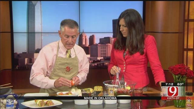 MIO: Mother's Day Kabobs