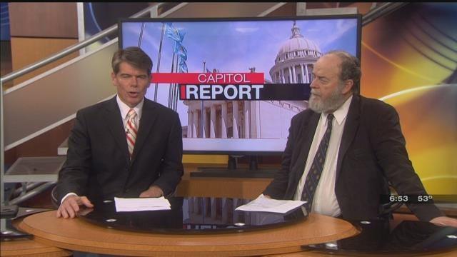 Capitol Report: Public Charter Schools In OK