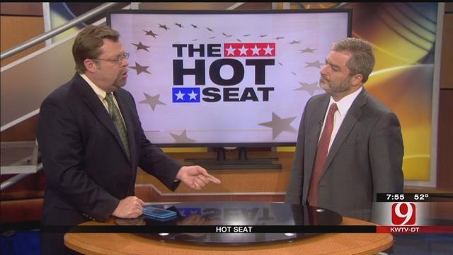 The Hot Seat: Sen. Rob Standridge