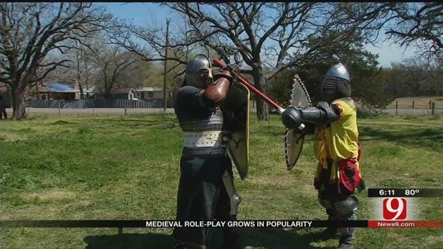 Red Dirt Diaries: Medieval Times
