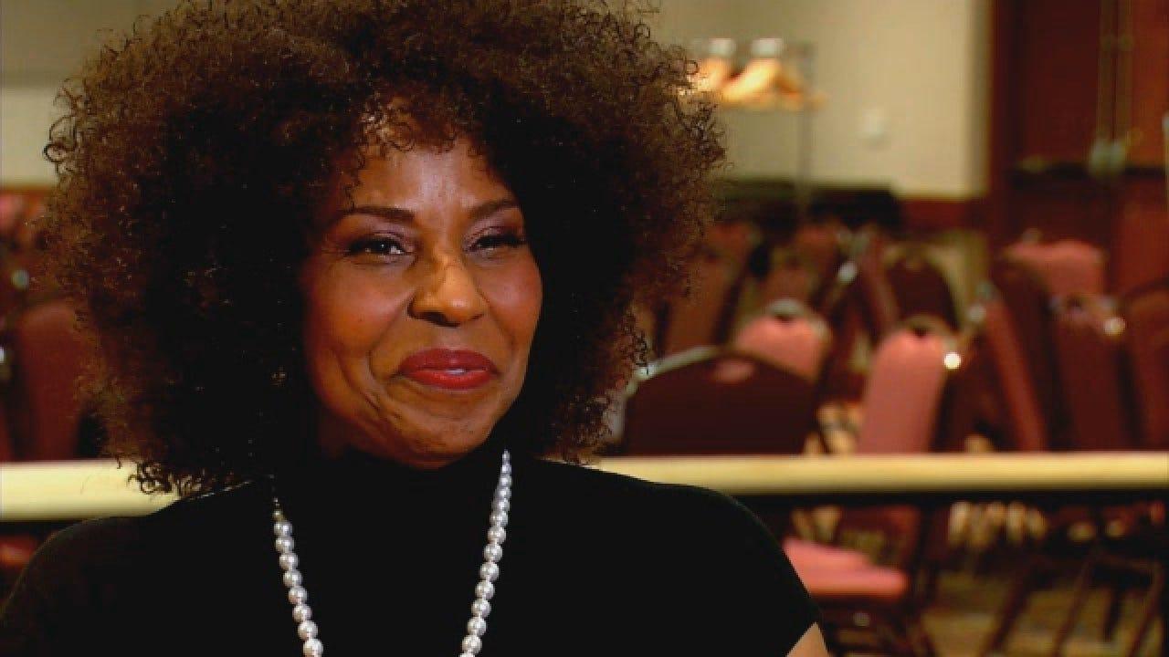 Denzel Washington's Wife Pauletta