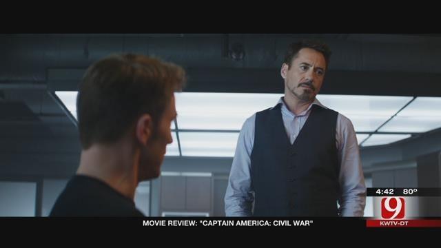 Dino's Movie Moment: Captain America: Civil War