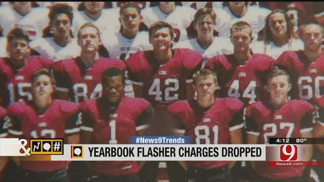 Trends, Topics & Tags: Arizona HS 'Yearbook Flasher' Will Not Be Charged