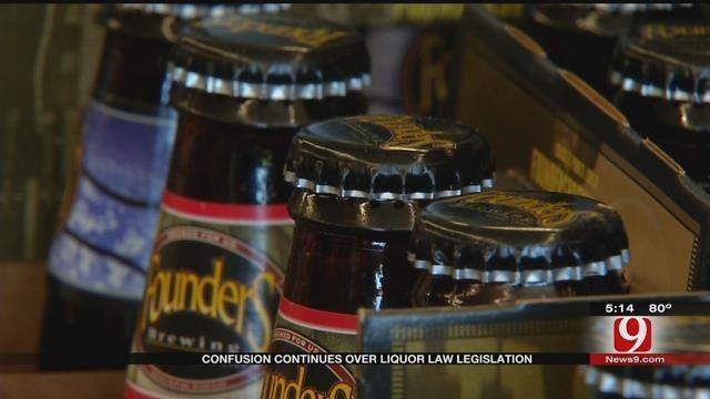 Anger, Confusion Over Oklahoma Liquor Law