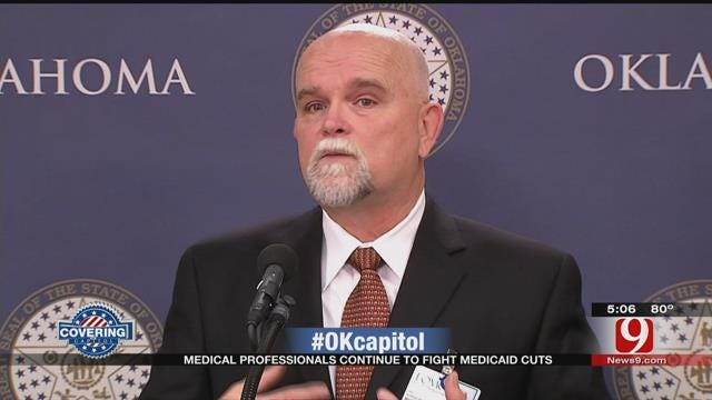 Oklahoma Medical Professionals Continue To Fight Medicaid Cuts
