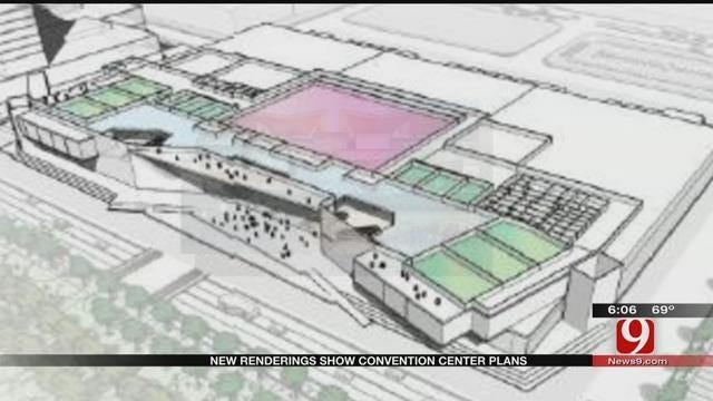 OKC City Council Passes Convention Center Conceptual Design