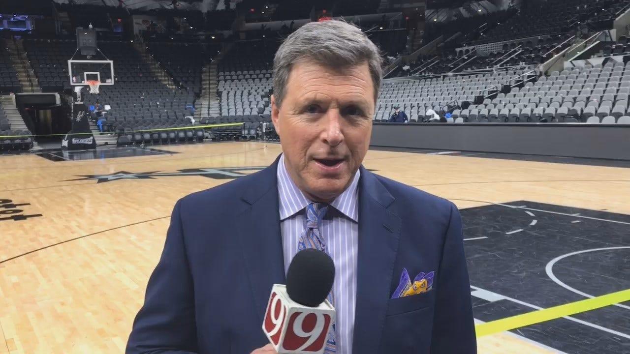 Dean's Game 2 Analysis From San Antonio