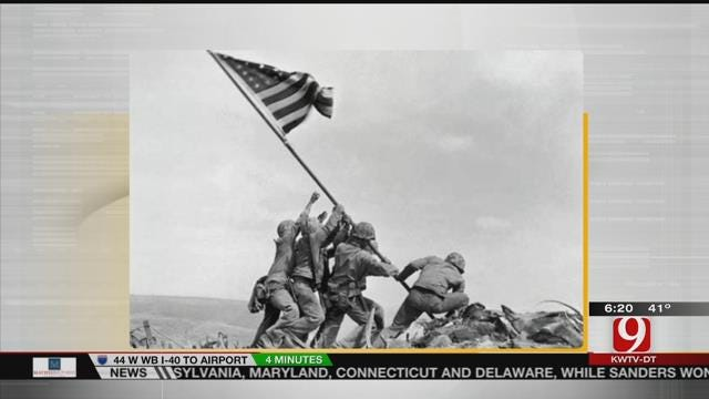 Marines Look Into ID Of Soldier Featured In Iconic Photo