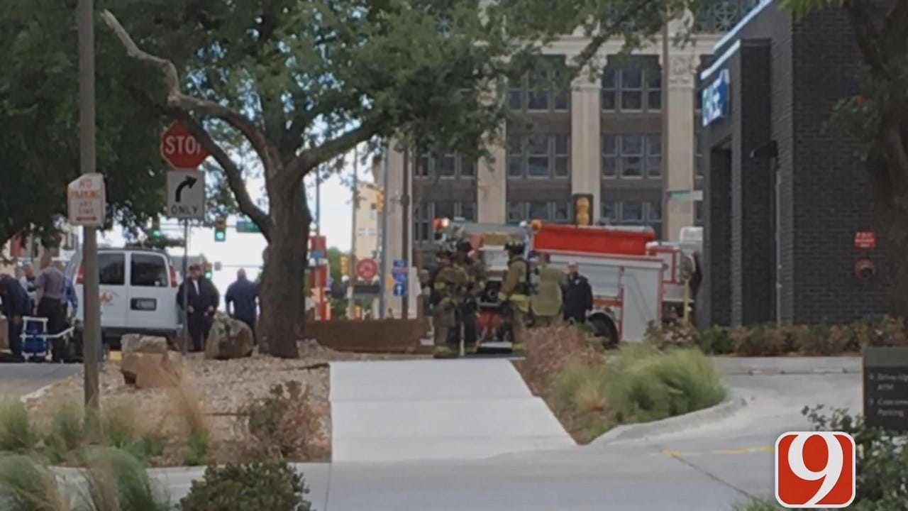 WEB EXTRA: Look At Bomb Squad Out On Broadway