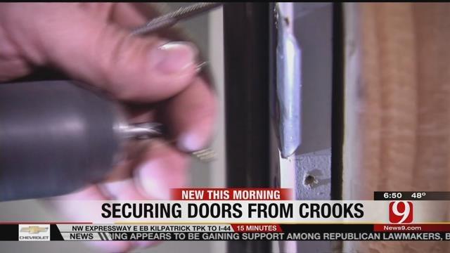 Strengthen Your Door To Stop Burglars For Under $1