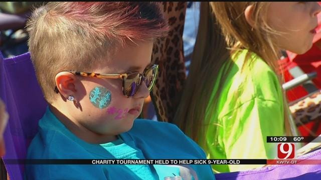 9-Year-Old Fights Cancer As Community Rallies To Support Her