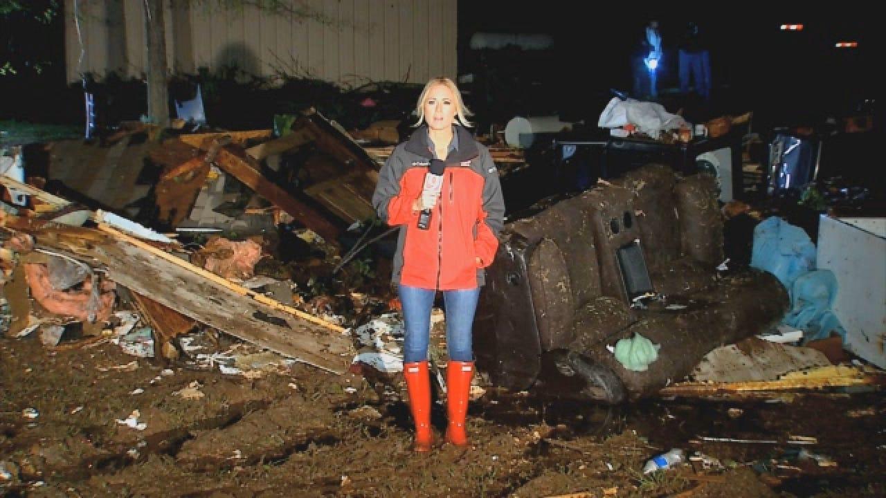 Joleen Ninnekah Tornado Pkg.wmv