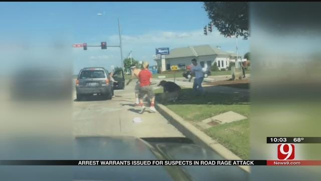 Norman Assault Victim Speaks Out After Warrants Issued For Attackers