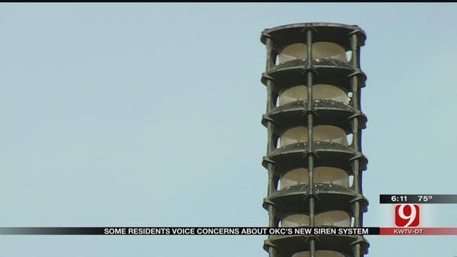 OKC Residents Concerned About New Tornado Siren Policy