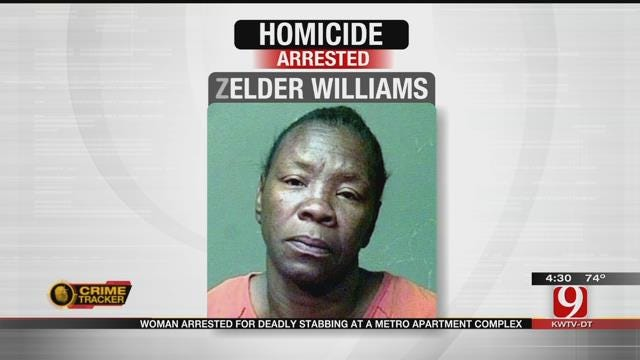 OKC Woman Facing Murder Charge After Stabbing Victim Dies