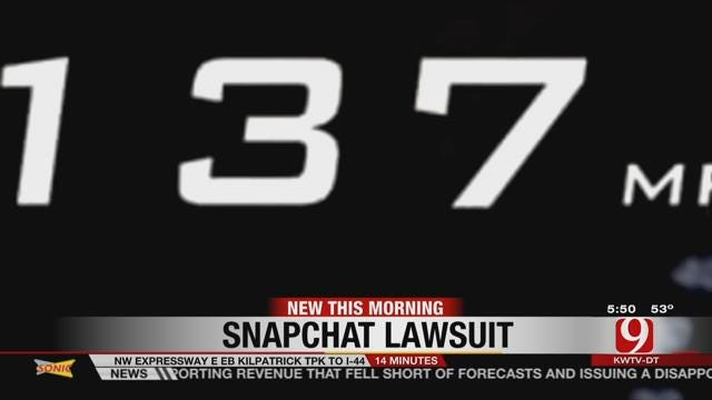 Snapchat Sued Over 'Snapchat Filter' Feature