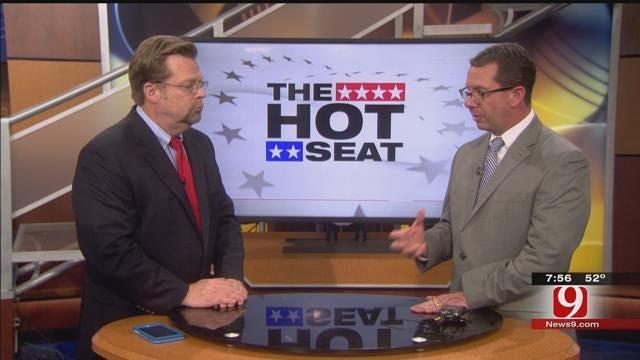 Hot Seat: Former Speaker Kris Steele