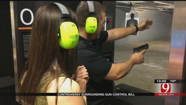 Firearm Instructors Speak On Controversial Gun Bill Passing Senate