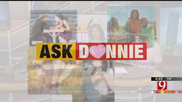 Ask Donnie: Marriage Expectations
