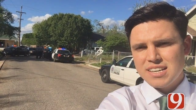 WEB EXTRA: OKC Police Gang Also Called To The Scene