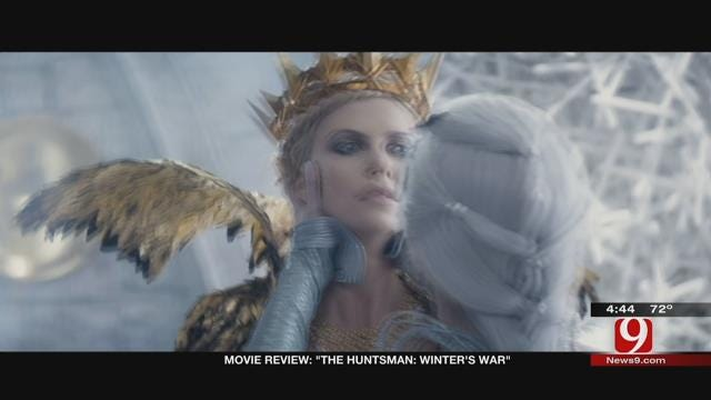 Dino's Movie Moment: The Huntsman: Winter's War