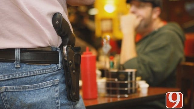 WEB EXTRA: Justin Dougherty Reports On Controversial Gun Bill