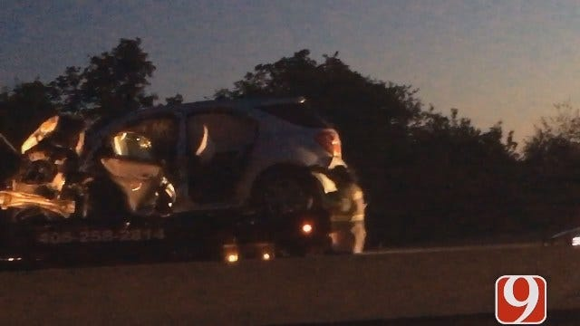Update: Wrong-Way Driver Leads To Deadly Accident On Turner Turnpike