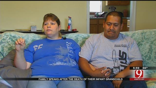 Grandparents Speak Out After Death Of Newborn Granddaughter