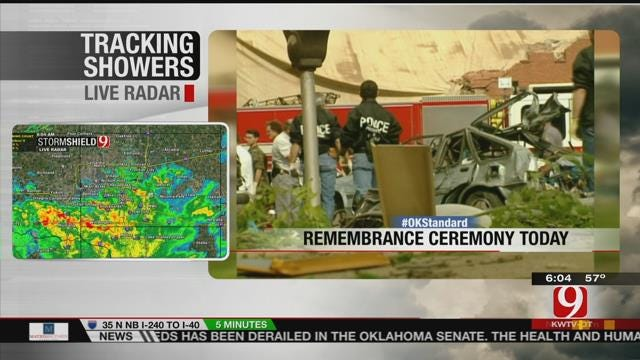 Ceremony To Be Held To Remember Victims Of Murrah Building Bombing