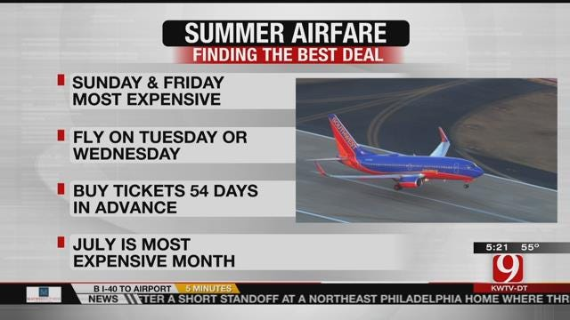 Tips On Scoring The Best Airfares