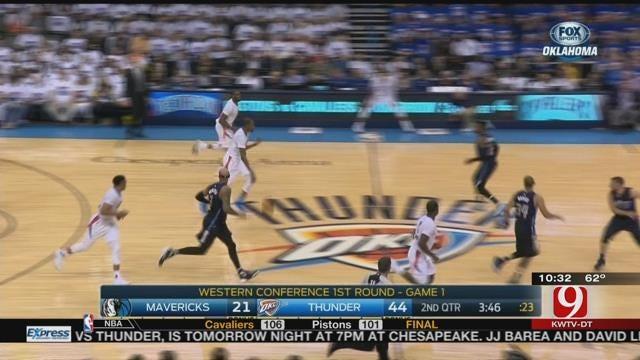 Can OKC Beat San Antonio Or Golden State?
