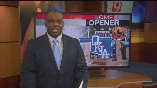 Dodgers Drop Home Opener