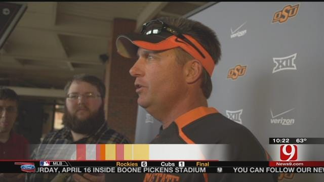 Cowboys Prepare For Spring Game On Saturday