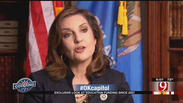Oklahoma Lawmakers Say State Appropriations For Schools Not Down