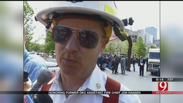 Former OKC Assistant Fire Chief Jon Hansen Passes Away