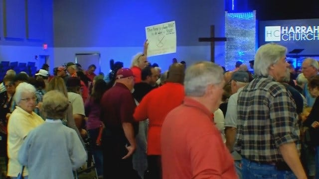 OTA Holds Public Meeting, Releases Plans For NE OK County Loop