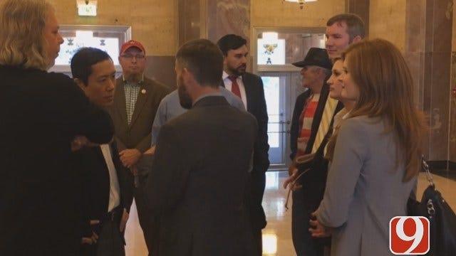 WEB EXTRA: ACLU Sues Oklahoma City Over Panhandling Ordinance