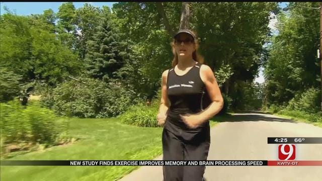 Medical Minute: Exercise and Memory