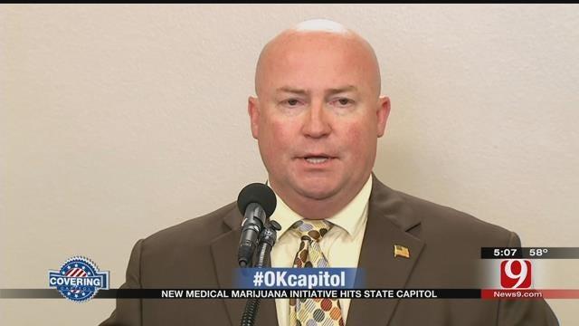 Former Oklahoma Legislator Spearheads Medical Marijuana Effort