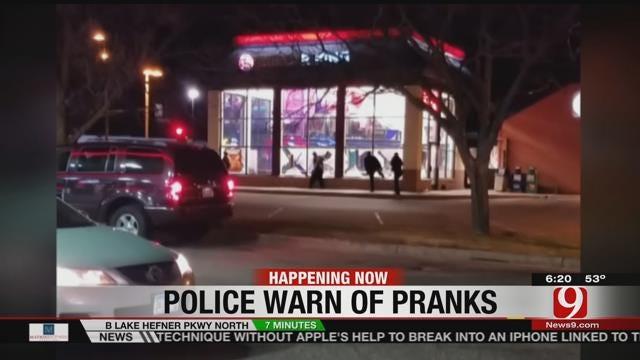 Employees At Shawnee Burger King Fall Victim To Dangerous Prank