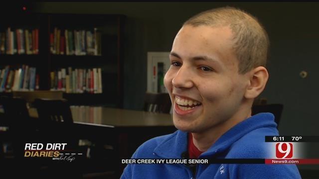 Red Dirt Diaries: Deer Creek Ivy League Senior