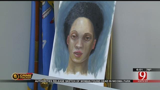 Authorities Release Sketch Of Woman Found Dead In Nicoma Park