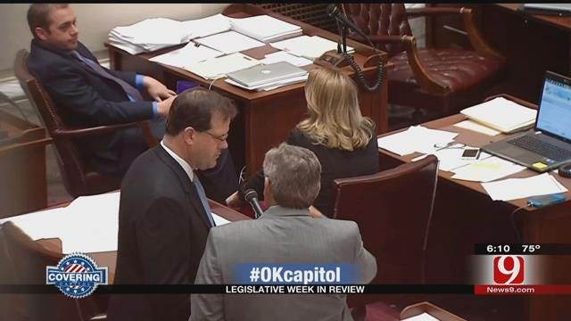 State Capitol: No New Legislation Proposed To Help Budget Crisis