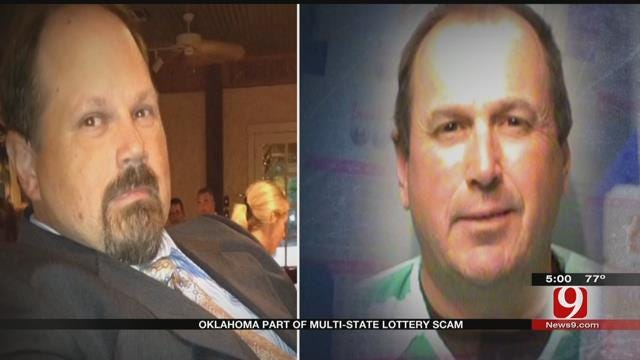 New Arrest Made In Major Lottery Scam With Oklahoma Ties