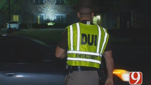WEB EXTRA: OKC DUI Checkpoint Honors Family Killed By Drunk Driver