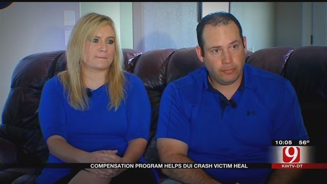 Compensation Program Helps DUI Crash Victim Heal