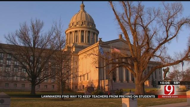 Lawmakers Find Way To Keep Teachers From Preying On Students